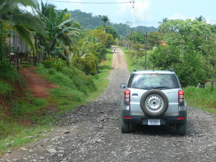 Costa Rica im Auto oder Minibus erfahren