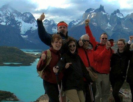 Reise Patagonien und Feuerland