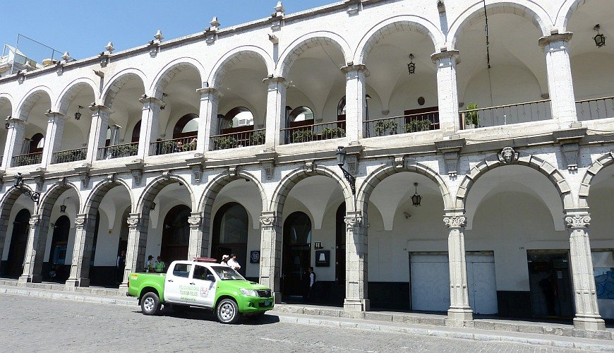Casa Andina Select Arequipa - Bild 1