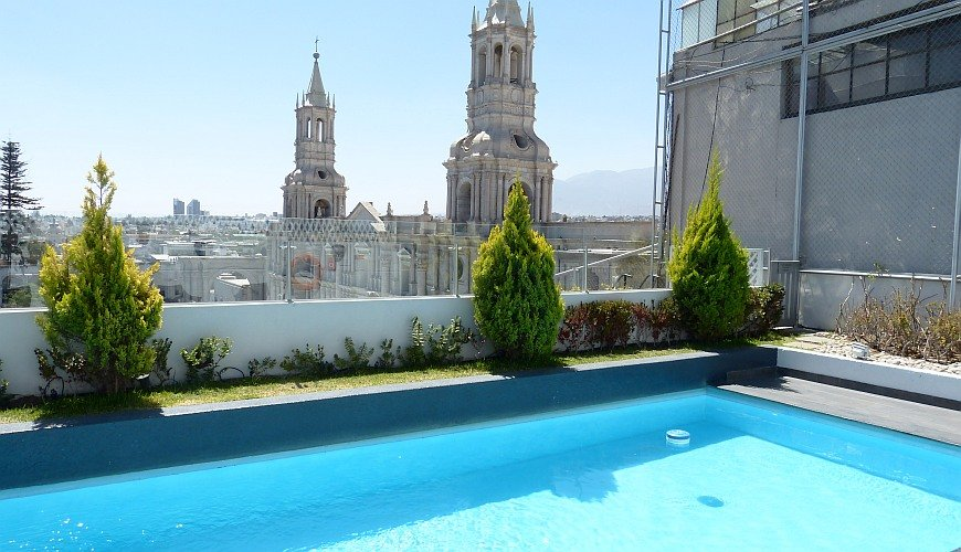 Casa Andina Select Arequipa - Bild 9