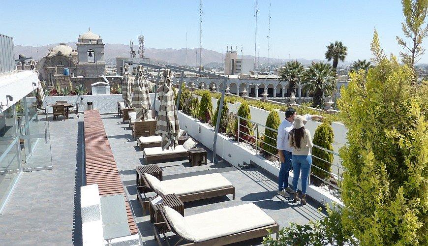 Casa Andina Select Arequipa - Bild 11