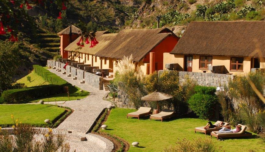 Colca Lodge - Bild 1