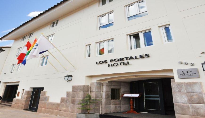 Los Portales Cuzco - Bild 1