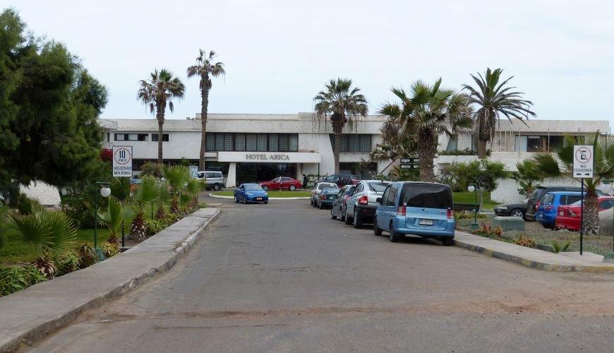 Panamericana Hotel Arica - Bild 1