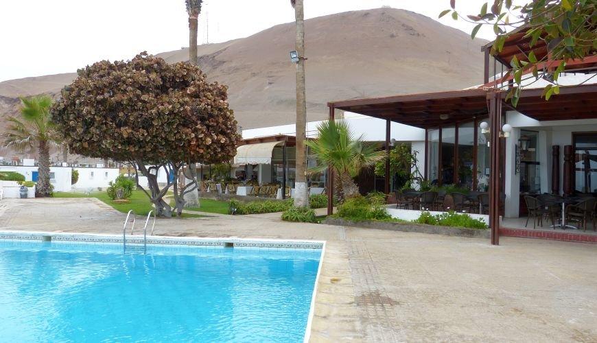 Panamericana Hotel Arica - Bild 2
