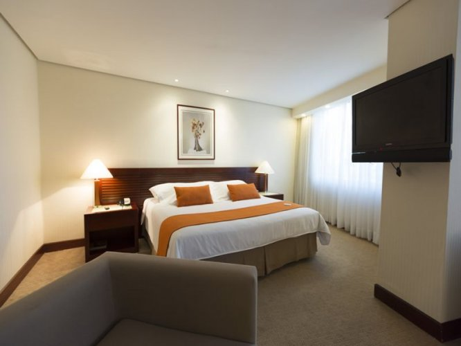 Hotel Eurobuilding Plaza Guayana - Bild 1