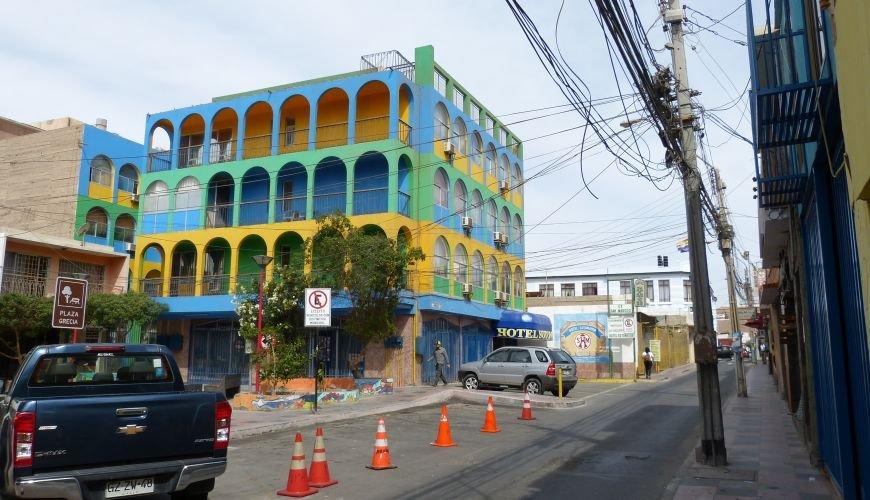 Hotel Sotomayor - Bild 1