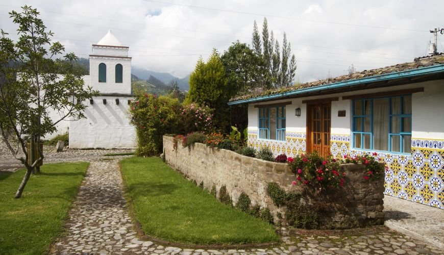 Las Palmeras Inn - Bild 1