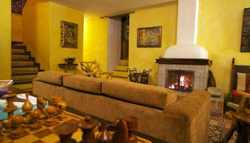 Las Palmeras Inn - Bild 2
