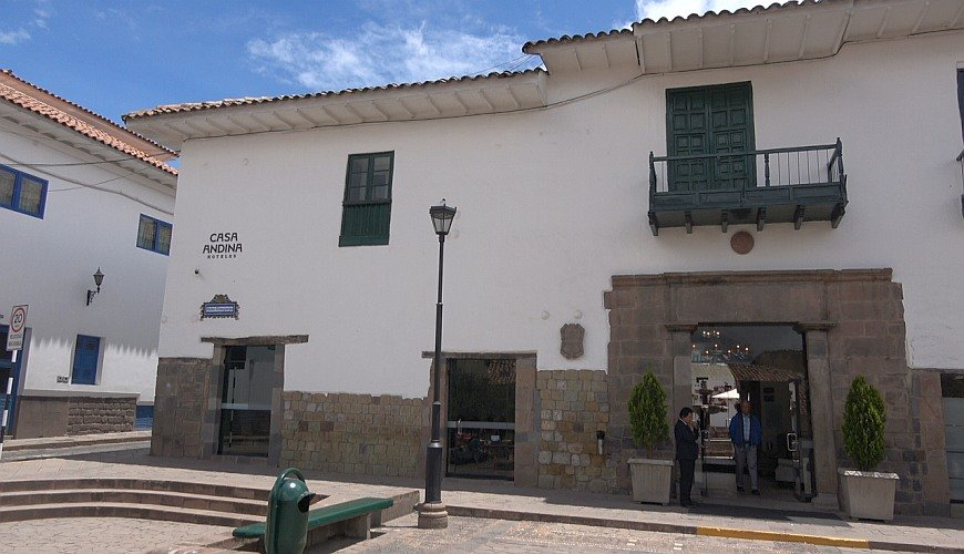 Casa Andina Premium Cusco - Bild 1
