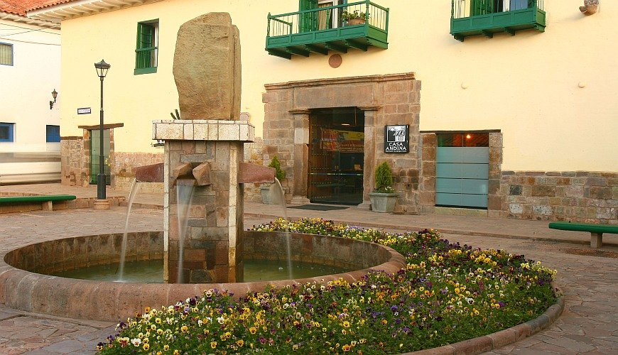 Casa Andina Premium Cusco - Bild 3
