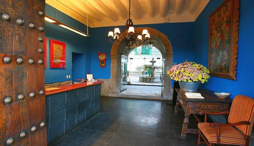 Casa Andina Premium Cusco - Bild 11