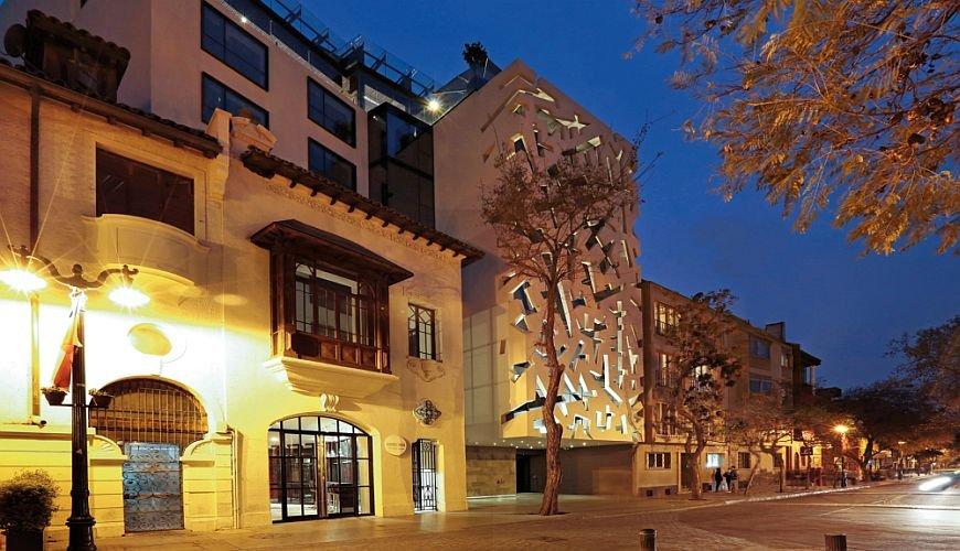 Hotel Cumbres Lastarria - Bild 1