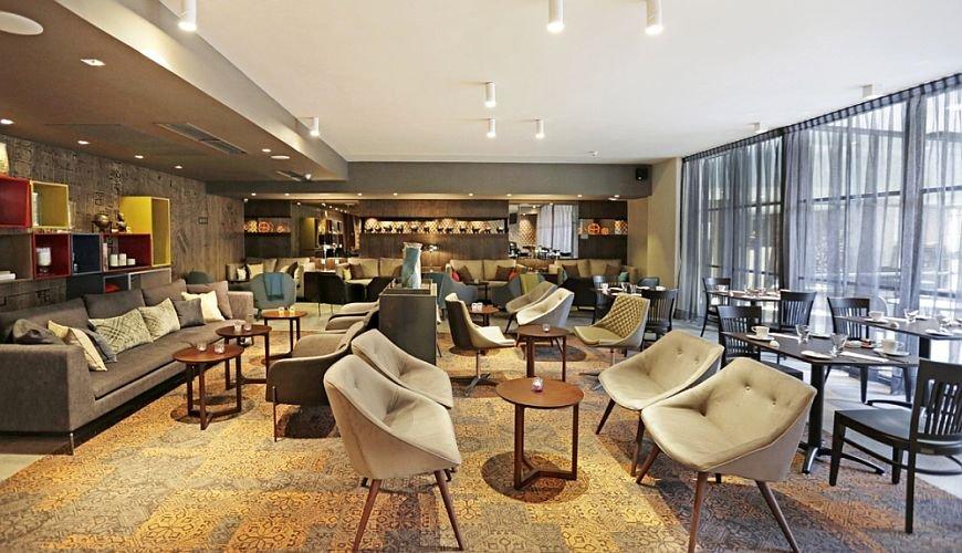 Hotel Cumbres Lastarria - Bild 3