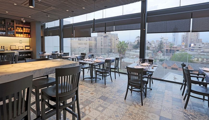 Hotel Cumbres Lastarria - Bild 4
