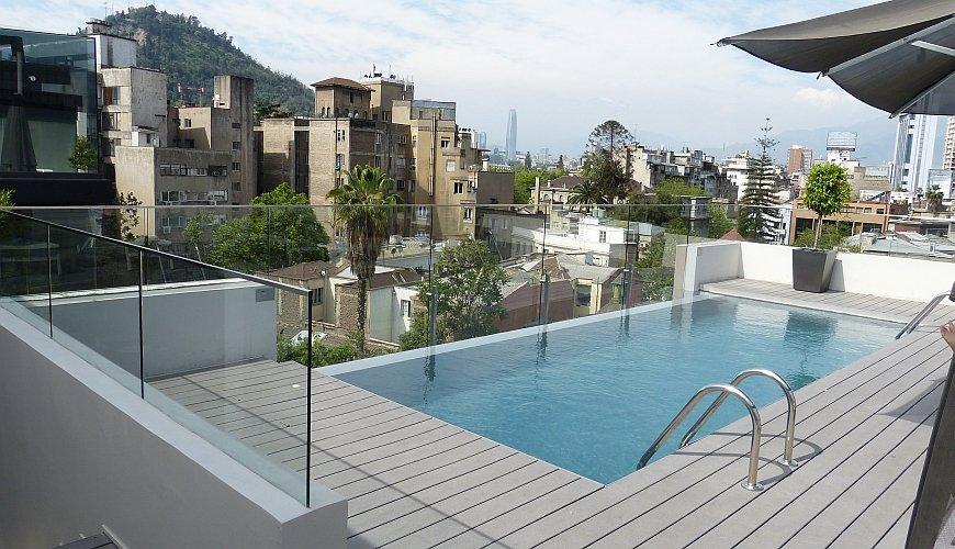 Hotel Cumbres Lastarria - Bild 5