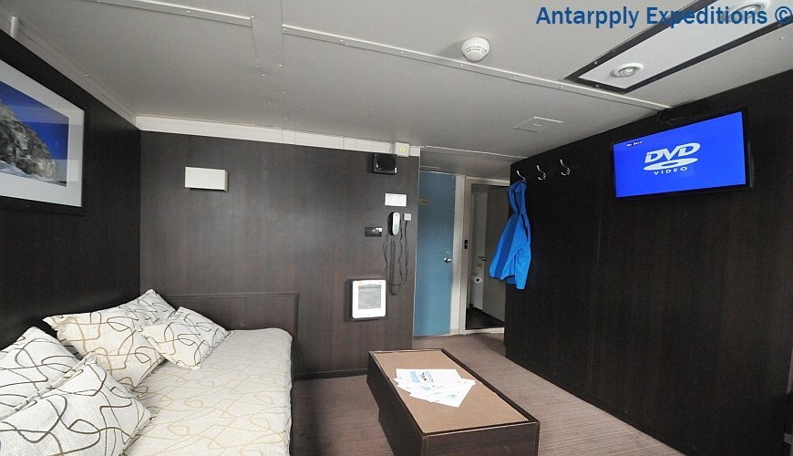 Kabine Suite - Bild 1