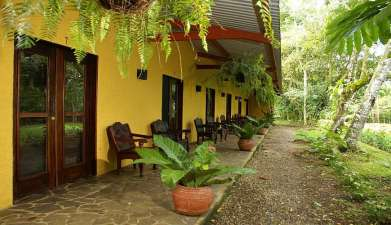 Tirimbina Rainforest Lodge