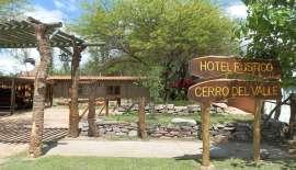 Hotel Rústico Cerro del Valle