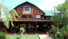 Sachatamia Lodge
