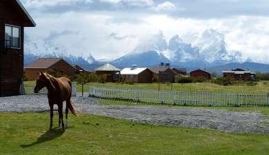 Hostería Lago Tyndall