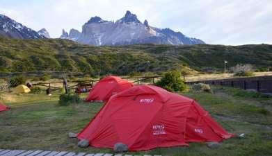 Camp Paine Grande