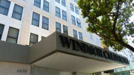 Hotel Windsor California