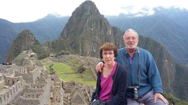 Reisefoto von Familie Kunz