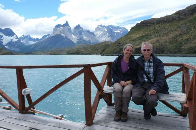 Reisefoto von Klaus-Jürgen Amsler, Doris Elsenhans