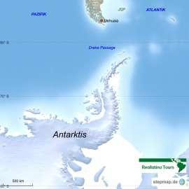 Antarktis Reiseziele