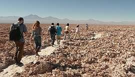 Chile Reisen und Reisebausteine