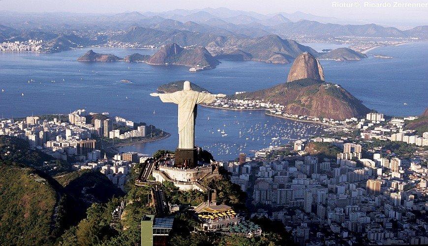 Das Reiseziel Brasilien Reallatino Tours