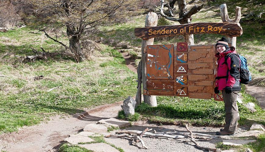 Trekking Laguna Capri und Mirador Fitz Roy