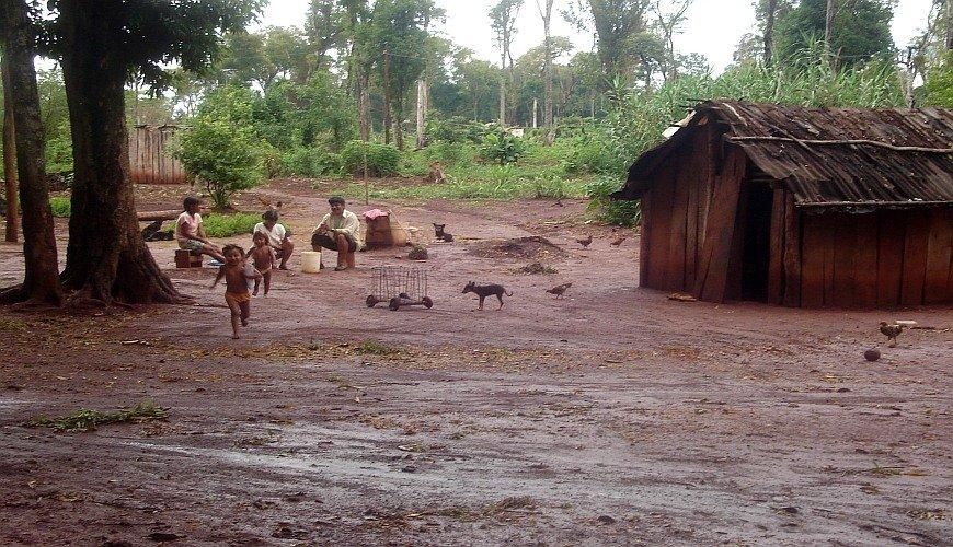 Besuch eines Indianerdorfes der Guarani - Bild 1