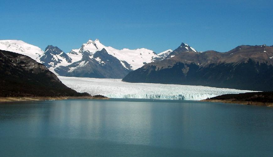 Ganztagesausflug zum Gletscher Perito Moreno