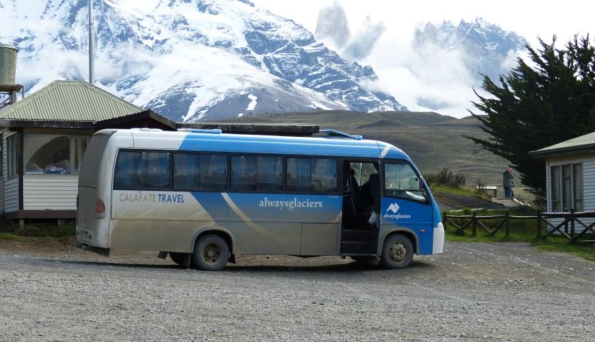Ganztagesausflug in den Paine-Nationalpark (Chile)