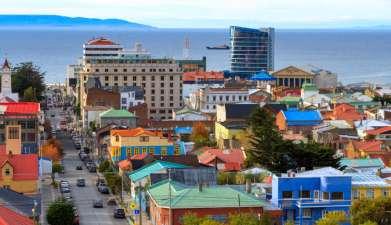 Stadtbesichtigung Punta Arenas