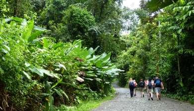 Exkursion im Nationalpark Manuel Antonio