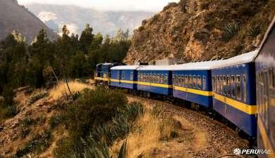 Zugfahrt von Puno nach Cuzco im Tren Titicaca