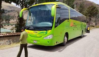 Busfahrt von Puno nach Cusco mit 4 Fotostopps