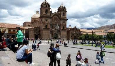 Stadtbesichtigung Cuzco