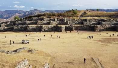 Exkursion Sacsayhuaman, Qengo, Tambo Machay und Puka-Pukara