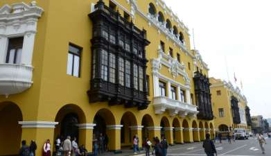 Stadtrundfahrt Lima