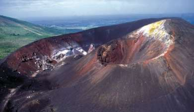 Tour zum Vulkan Cerro Negro