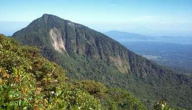Exkursion zum Vulkan Mombacho