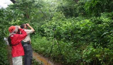 Exkursion ins Naturreservat Montibelli