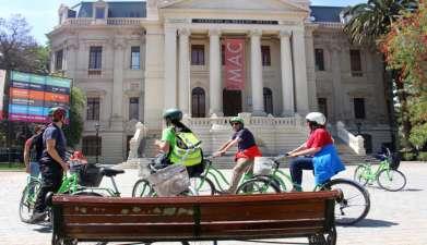 Bike Tour Santiago de Chile