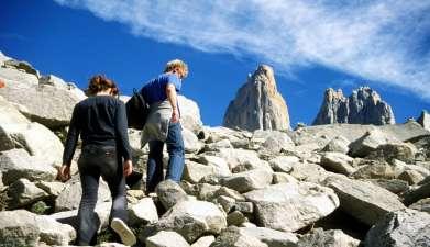 Trekking zum Mirador Las Torres