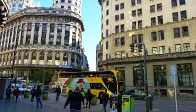 Stadtrundfahrt Buenos Aires am Tage