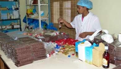 Besuch der Schokoladenfabrik Paria